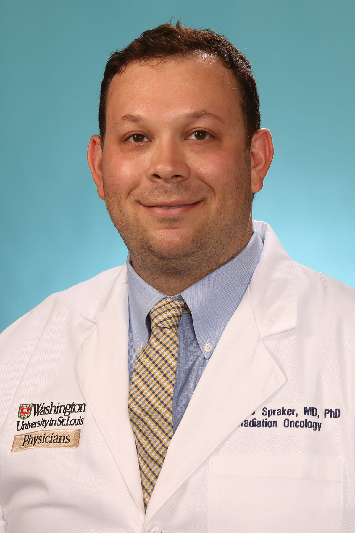 Matthew Spraker, MD, PhD | Department of Radiation Oncology