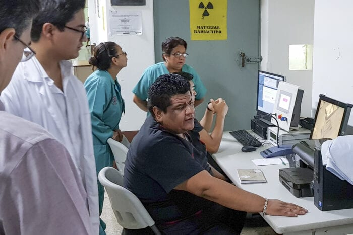 University to help modernize radiation therapy in Guatemala