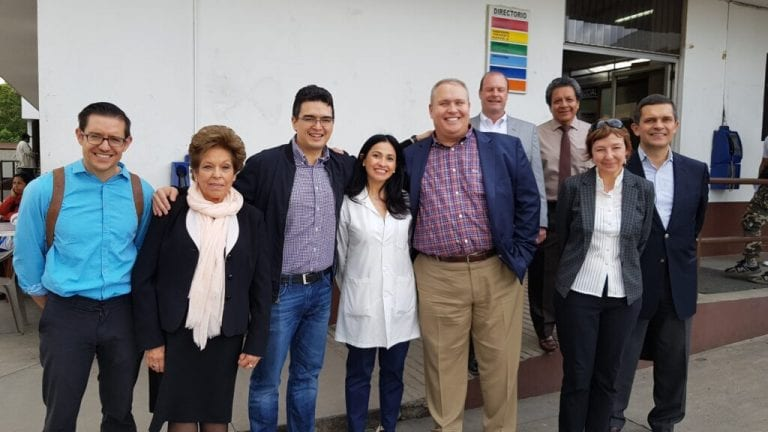 Improving Cancer Care in Guatemala