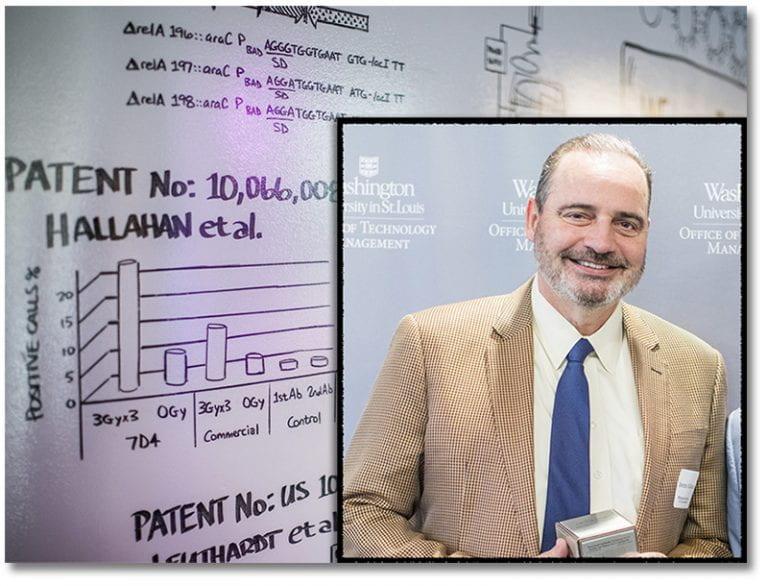 Dr. Hallahan named National Academy of Inventors senior member