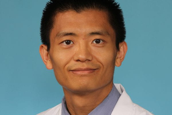 Huang announced as Chief of CNS / Gamma Knife