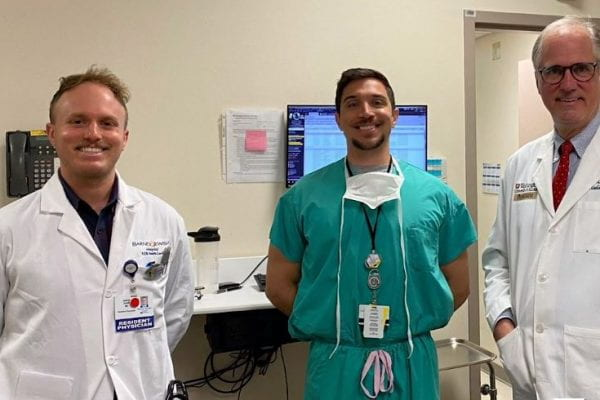 Clinical Residency program shines in new video