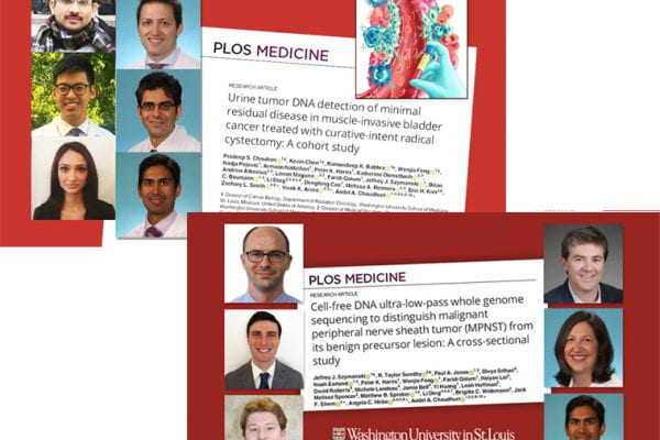 Two research articles published in PLOS Medicine's special liquid biopsy edition