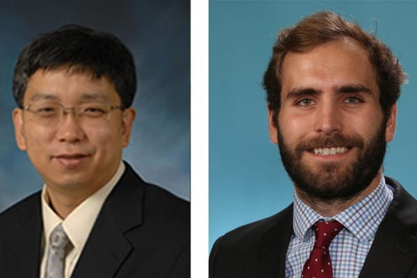 Yang and Price begin serving in new roles