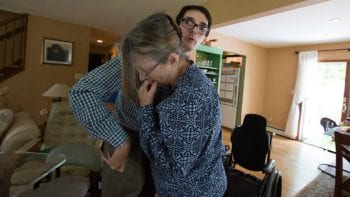 A Mother Lifts Her Son From Heroin's Abyss