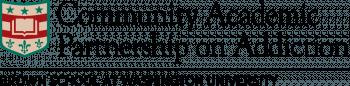 Community Academic Partnership on Addiction Logo