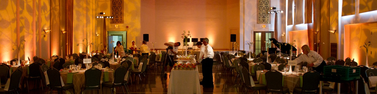 wedding reception 1
