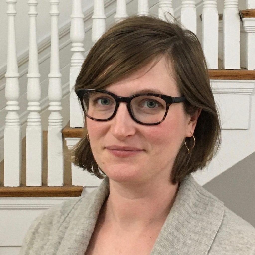 Dr. Kate Harnish returns to The Writing Center as Senior Tutor