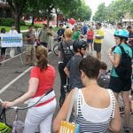 Open Streets initiatives — the opening of streets normally reserved for vehicle traffic to temporarily allow cycling, walking, dancing and socializing.