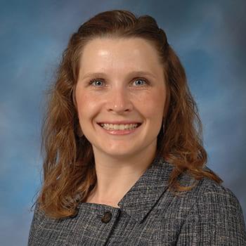 Carey-Ann D. Burnham headshot