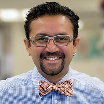 Gautam Dantas headshot