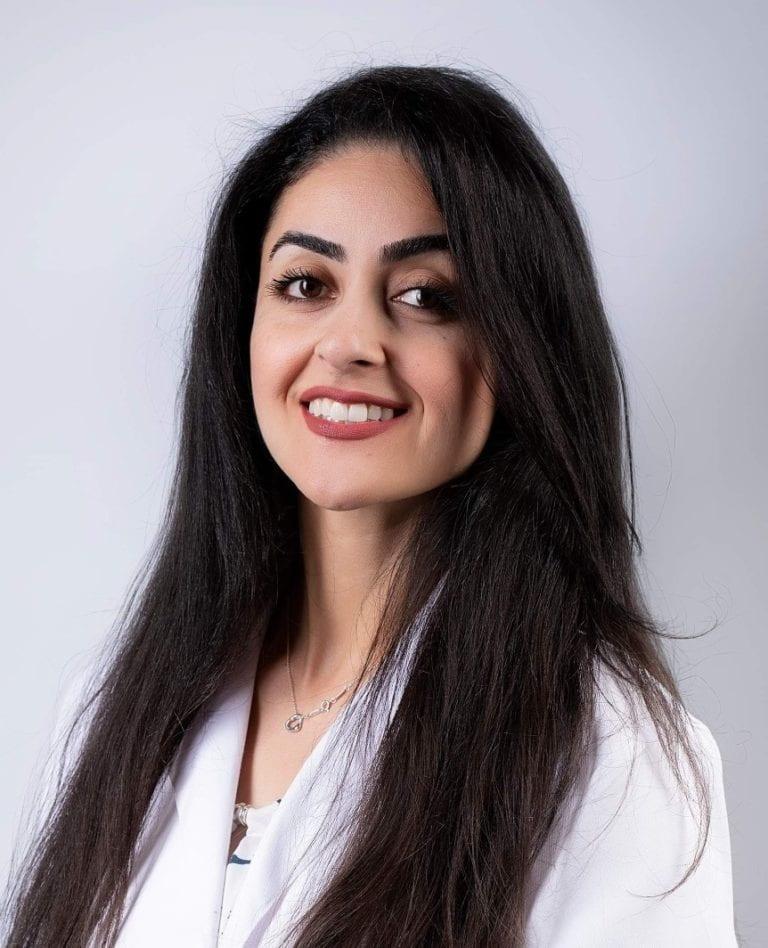 Behnaz Sarrami, MS