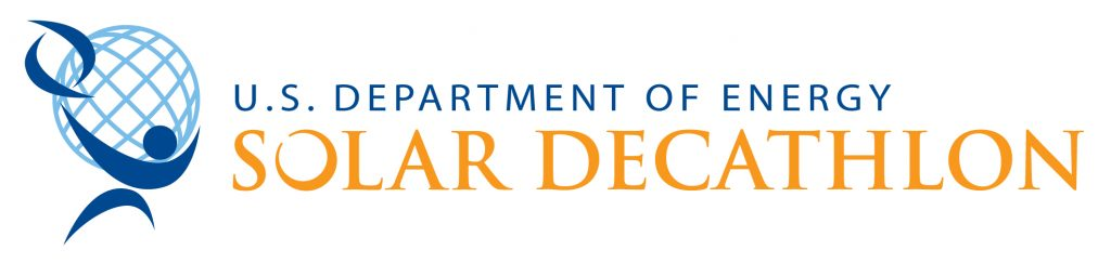 U.S. Department of Energy Solar Decathlon logo
