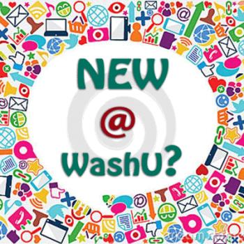 New @ WashU #WashU23
