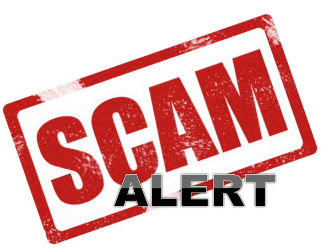 POOFness for JAN 7: UPDATE Scam-alert-1024x788