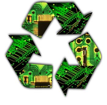 Electronic recycling at STS