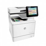 HP MFP 577 combo color printer/scanner (actual machines used by STS)