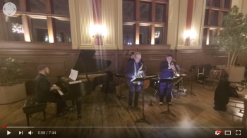 Jazz at Holmes lounge… in 360 video!