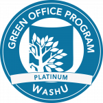 STS has been evaluated by the Office of Sustainability as a Platinum-level Green Office.