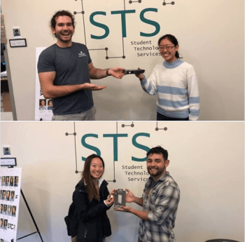 Winners of 3D Design Competition!