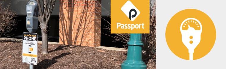 Passport Parking App
