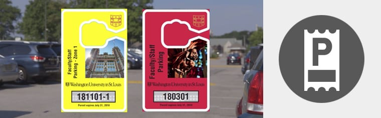 WashU Parking Permits