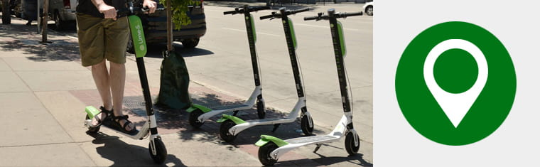 Electric Scooters & Other Motorized Transportation Devices