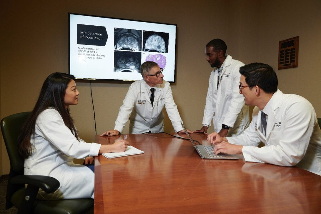 Andriole Transitions from Chief of Urologic Surgery