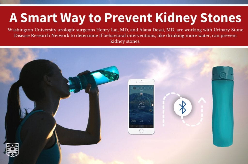 A Smart Way to Prevent Kidney Stones