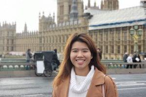 Xiaohong Tan Awarded NSF Graduate Research Fellowship