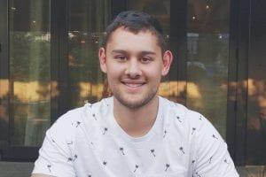 Daniel Simmons Passes PhD Qualifying Exam