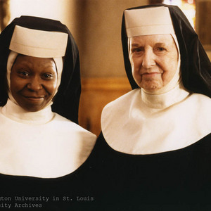 "Wickes, right, starred in the 1992 hit ""Sister Act with Whoopie Goldberg."