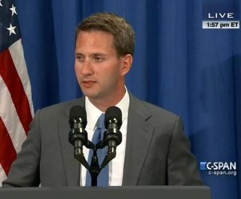 White House spokesperson Eric Schultz