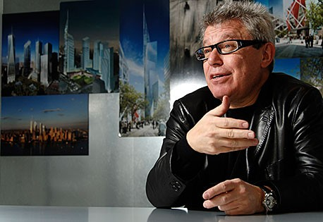 Daniel Libeskind assembly series
