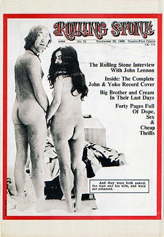 John and Yoko