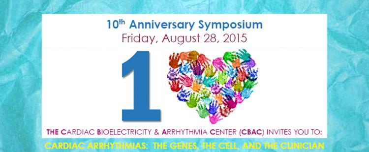 CBAC Symposium, Cardiac Arrhythmias Symposium
