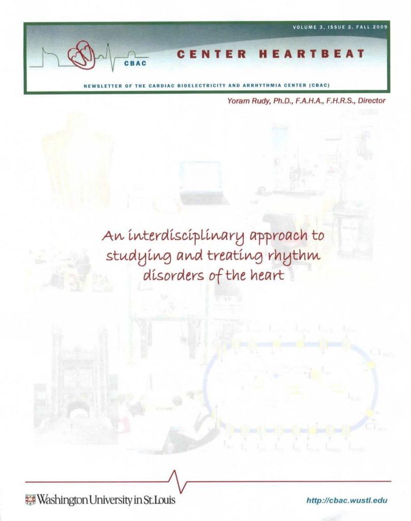 CBAC, CBAC Newsletter 2009