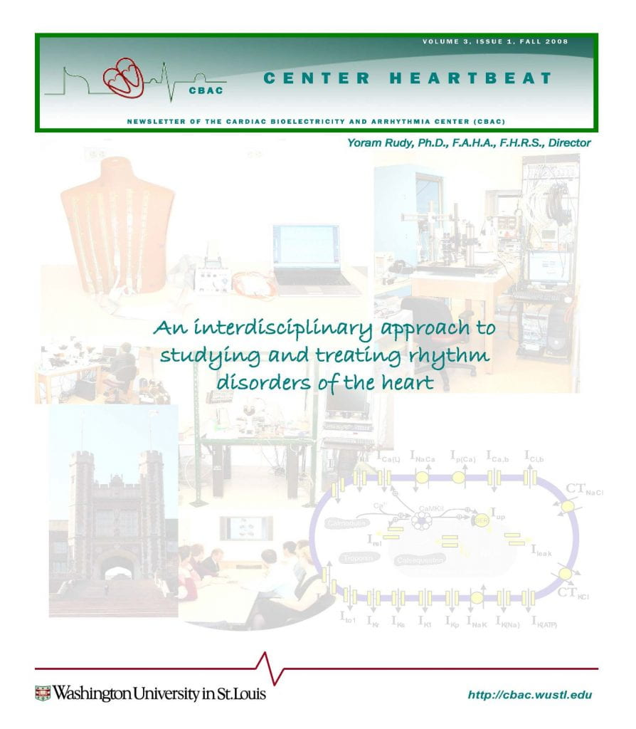 CBAC, CBAC Newsletter 2008
