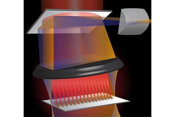 Colored light investigated to control irregular heartbeat noninvasively