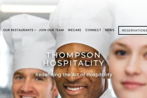 Thompson Hospitality Corporation Partners with WashU Dining Services
