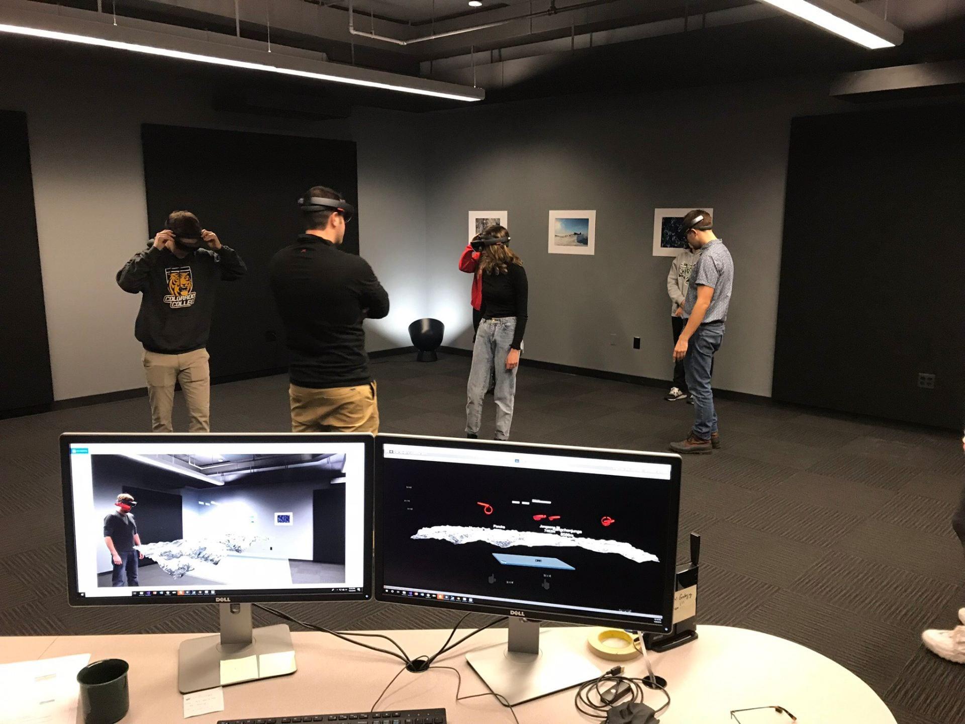 Fossett Laboratory for Virtual Planetary Exploration