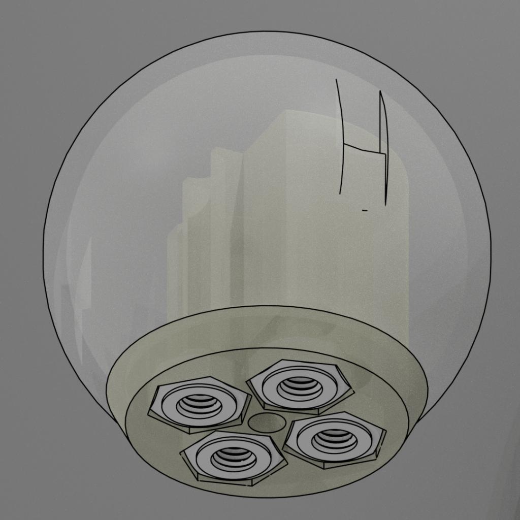 ADC Phantom - 3D view