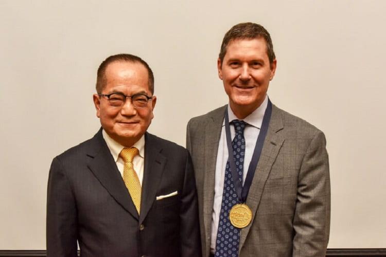 Limbrick named T.S. Park, MD, Chair in Pediatric Neurosurgery
