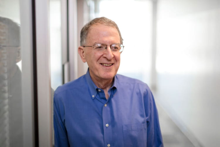 Gordon receives Balzan Prize