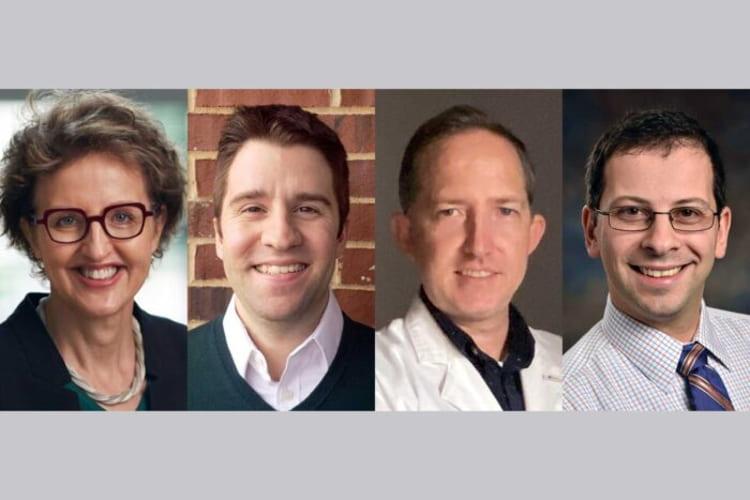 NIH awards 4 medical school scientists prestigious 'high-risk, high-reward' grants