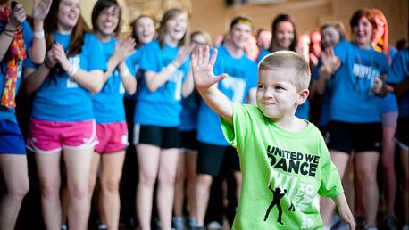 Exploring Children's Hospital and Healthcare with Dance Marathon