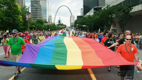 LGBT History of St. Louis: Is That Arch a Rainbow?
