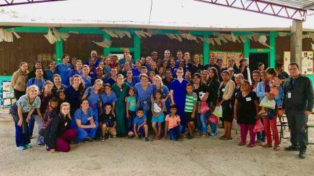 Global Brigades Tour of Casa de Salud