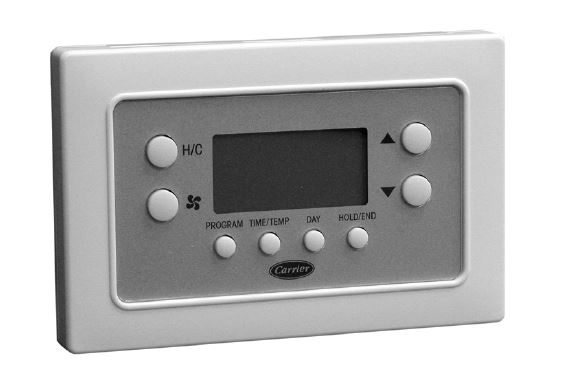 Quadrangle Housing Thermostat Instructions