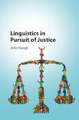 Linguistics in Pursuit of Justice